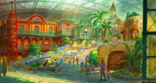 A Studio Ghibli Theme Park is Coming to Japan in 2022