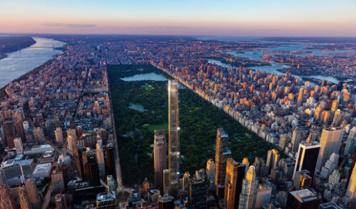 In New York City, When Form Follows Finance the Sky's The Limit
