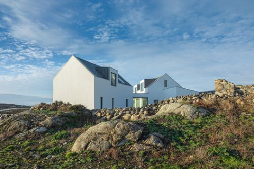 Connemara II House / Peter Legge Associates