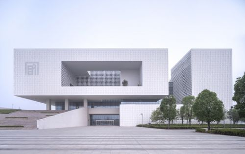 Suzhou Urban Planning Exhibition Hall / AUBE CONCEPTION