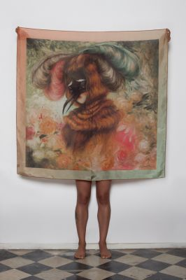 Limited Editions Silk Scarves by Miss Van