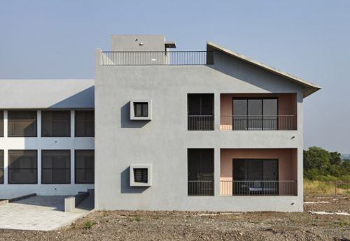 Girls Home / DCOOP Architects