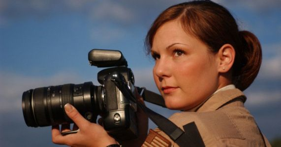 Women in Photojournalism
