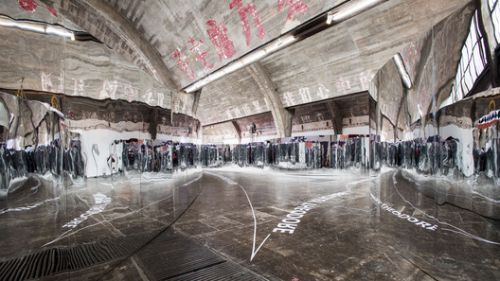 AMO's First China Exhibition Design Revealed in Beijing