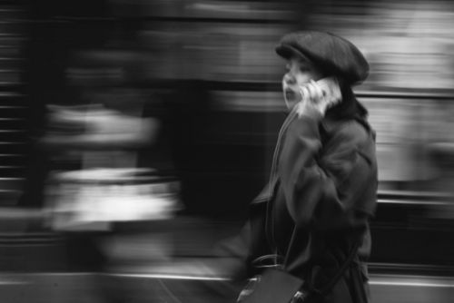 Using Slow Shutter Speeds for Street Photography