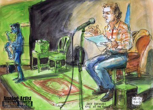 Jack Kerouac: End of the Road at the Fringe