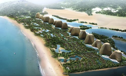 Chapman Taylor's Ecopark Masterplan Receives Vietnamese Government Approval