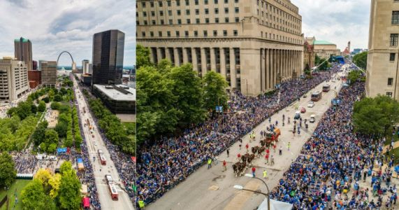 How an Instagram Photo Got Me Hired to Shoot the Stanley Cup Parade