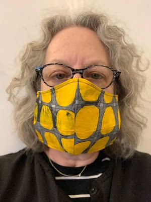New Work: Pandemic Face Masks