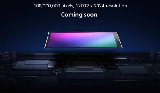 Xiaomi and Samsung Tease Upcoming Smartphone with 108MP Image Sensor