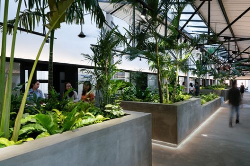 Jungle Station / G8A Architecture & Urban Planning