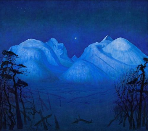 Magnetic North, Harald Sohlberg