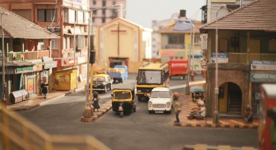 Tokri: A Lavish Stop-Motion Short Explores the Tender Relationship Between a Father and Daughter