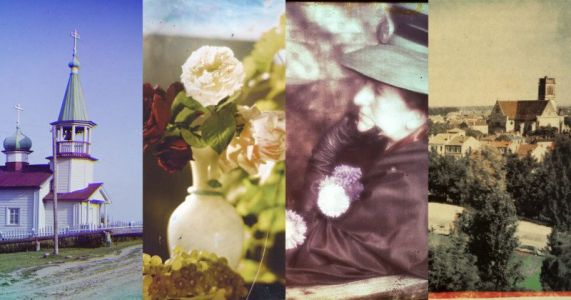 A Sketch History of Early Color Photography