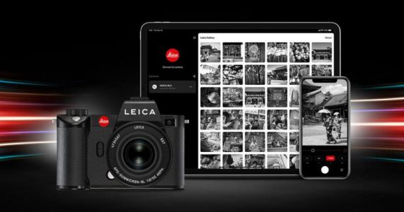 Leica Releases FOTOS 2.0 with a $50 'Pro' Version for iPad