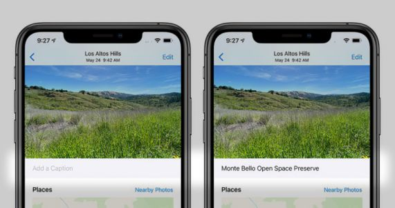 IOS 14 Will Finally Let You Add Captions to Photos