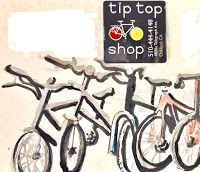 A Tip O' The Hat to The Tip Top Bike Shop