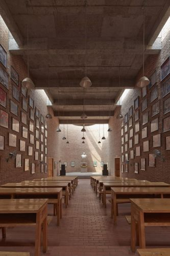 Clock Museum Of the Cultural Revolution / Jiakun Architects