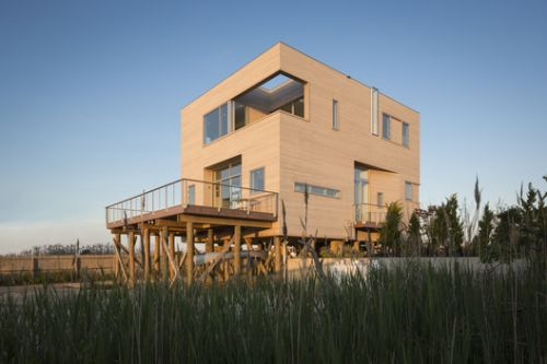 Cube House / LSS