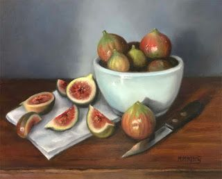 Figs in a Bowl