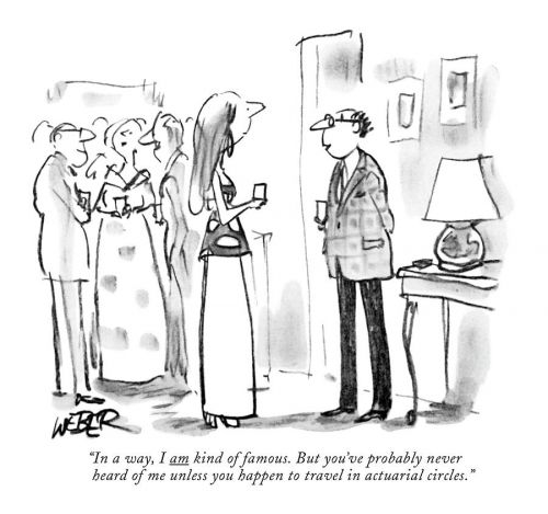 Robert Weber, New Yorker Cartoonist