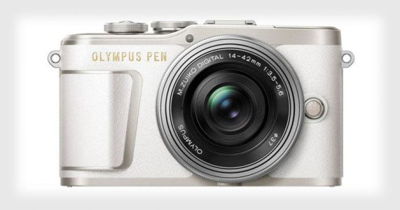 Olympus PEN E-PL9: A Pint-Sized Mirrorless Camera with 4K Video