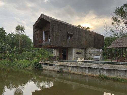 Hoa Phong House / HUNI Housing + HUNI Architectes