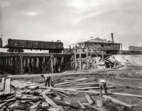 Working on the Railroad: 1901