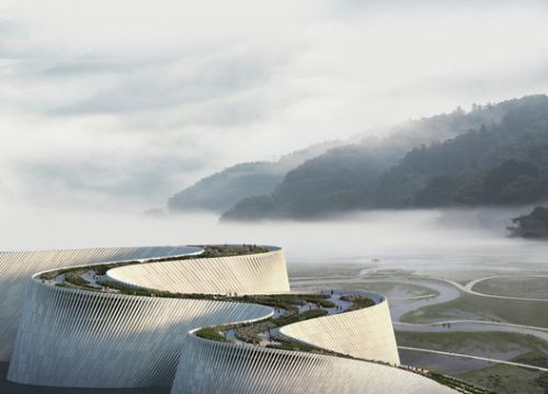3XN, B+H and Zhubo Win Competition to Design the New Shenzhen Natural History Museum