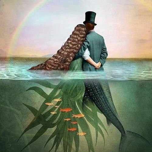 Digital Collages by Catrin Welz-SteinCatrin Welz-Stein graduated