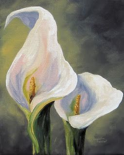 Mission Health and Claudia's Calla Lilies