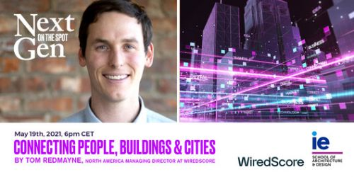 Online Masterclass: Connecting People, Buildings and Cities by Tom Redmayne