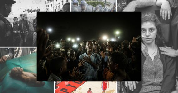 Poetry Protest Photo Crowned World Press Photo of the Year