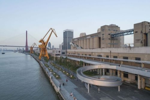 Shanghai Minsheng Wharf Waterfront Landscape and Reconnection / Atelier Liu Yuyang Architects