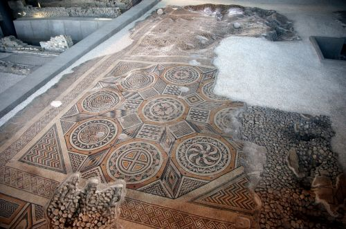 The World's Largest Intact Mosaic Opens to the Public in Antakya, Turkey