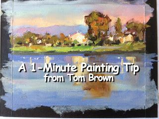 NEWS FROM THE STUDIO from Tom Brown