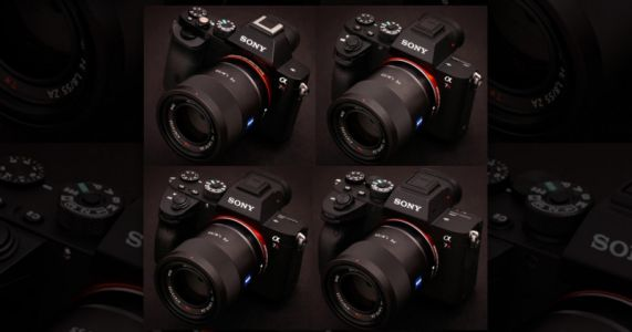 Comparing the Sony a7R Camera Line's Different Shutter Sounds
