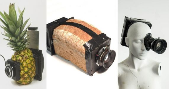 These Working Cameras Were Made With the Strangest Things