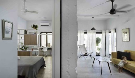 Apartment on Lincoln Street / YOOLOPP