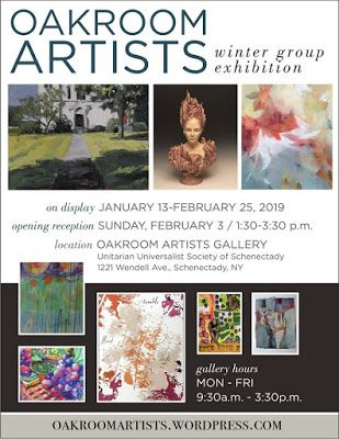 Oakroom Artists Winter Group Exhibition
