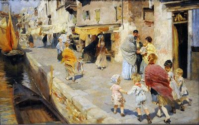 Ettore Tito, Painter of Contemporary Life