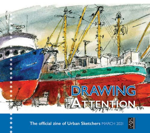 Drawing Attention March 2021