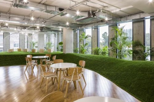 Office Design in Ho Chi Minh City / 07BEACH + Studio Happ