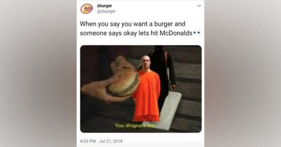 Burger Chain Uses Photojournalist's Beheading Image for Ad