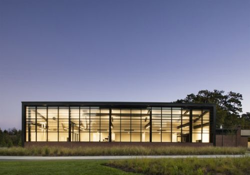 David T. Beals III Studio for Art + Technology / Gould Evans