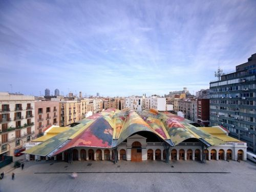 23 Amazing Places in Barcelona's Best Architecture City Guide
