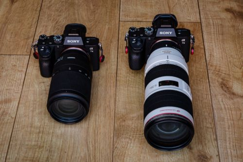 Lens Battle: Tamron 70-180mm f/2.8 vs Canon EF 70-200mm f/2.8L IS II