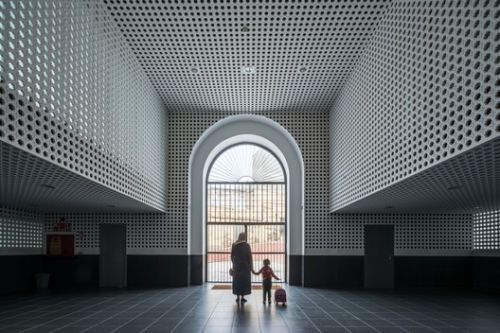 Melilla Central Market Refurbishment / Ángel Verdasco Arquitectos