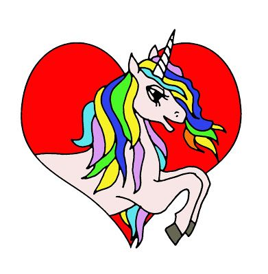All About Hearts And Unicorns?