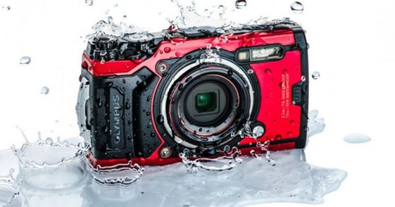Olympus Unveils the Tough TG-6 Rugged Compact Camera